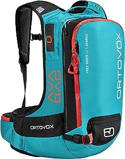ORTOVOX Vuxna Free Rider 20 S Avabag Kit Lawinryggsäck