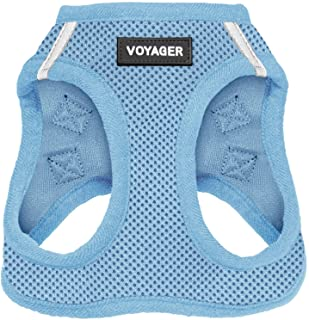 Voyager Step-in Air Dog Harness - All Weather Mesh Step...