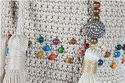 Ecru Multi Beads