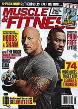 Muscle & Fitness August 2019 Dwayne Johnson & Idris Elba