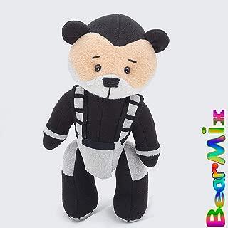 Smoke bear - mortal kombat 3 Lin Kuei Ultimate ninja Fatality