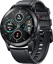 HONOR Magic Watch 2 (46mm, Charcoal Black) 14-Days Battery, SpO2, BT Calling & Music Playback, AMOLED Touch Screen, Person...