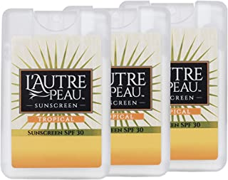 SPF 30 Sunscreen Multi-Pack by L'AUTRE PEAU | Travel Size Sunscreen for Men, Women, and Kids | Non-Greasy Water Resistant ...