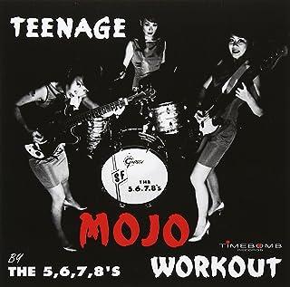 TEENAGE  MOJO  W