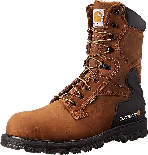 Carhartt Hommes's CMW8100 8 Work démarrage,Bison démarrage,Bison marron Oil Tan,9.5 M US  vendre comme des petits pains