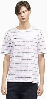Calvin Klein Jeans Men's All Over Institutional Regular T-Shirt