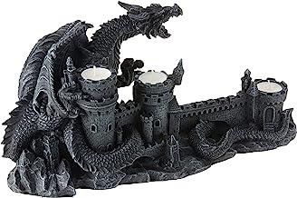 Dragon's Wrath Candelier Sculptural