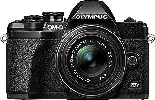 Olympus OM-D E-M10 Mark III S, cámara de 16 megapíxeles, estabilización de Imagen de 5 Ejes, Alta definición LCD, 4K, Wi-F...