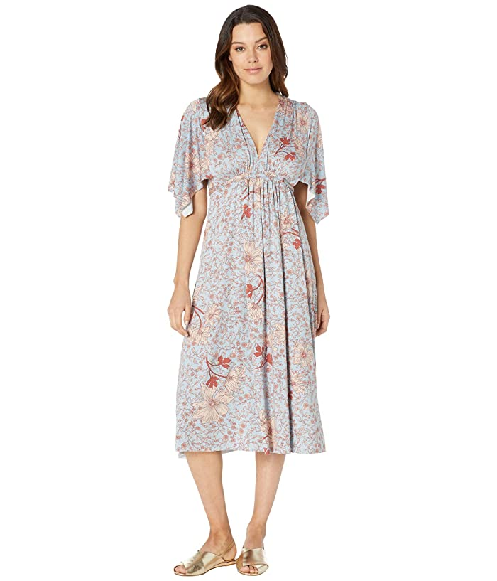 Rachel Pally Mid-Length Caftan Dress (Prairie) Women's Dress