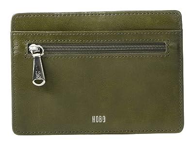 Hobo Euro Slide (Mistletoe) Wallet