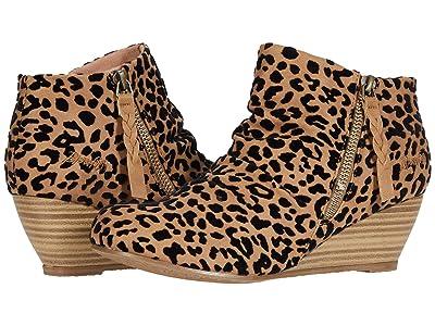 Blowfish Kids Brekki-K (Little Kid/Big Kid) (Sahara Leopard Grasslands) Girls Shoes