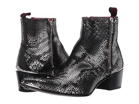 Jeffery-West Sylvian Double Zip Boot
