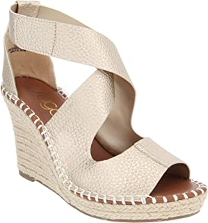 Best cross strap sandals in metallic gold leather Reviews