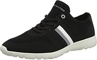 Tommy Hilfiger Men's Extra Lighweight Knitted Runner Low-Top Sneakers