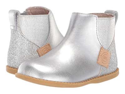 Livie & Luca Wink (Toddler/Little Kid) (Silver Metallic) Girl