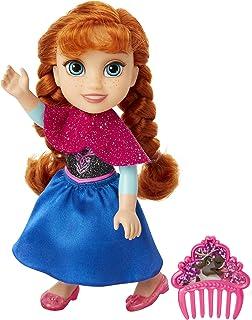 Frozen Petite Anna Doll With Comb, Multi-Colour, 6 inch, 205961