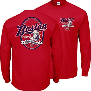 Boston Baseball Fans. A Drinking Town with a Baseball Problem T-Shirt (Sm-5X) or Sticker