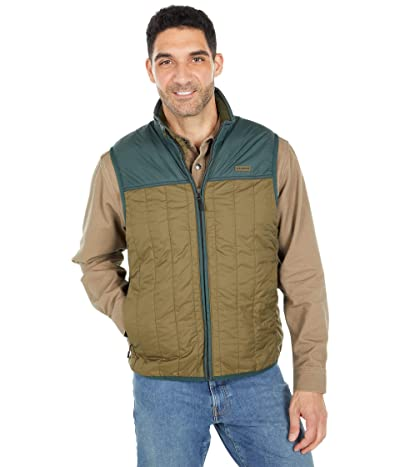 Filson Ultralight Vest (Dark Olive/Dark Spruce) Men