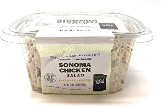 Whole Foods Market, Salad Chicken Sonoma Fresh Pack, 14 Ounce