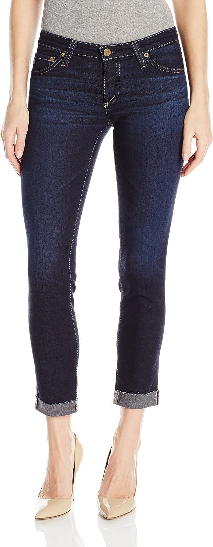 AG Adriano goldschmied Womens Stilt Roll Up Jean Jeans