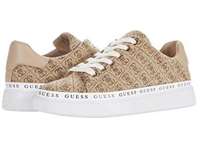 GUESS Rinzed (Beige/Light Brown) Women