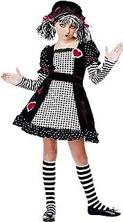 California Costumes Rag Doll Child Costume, Medium