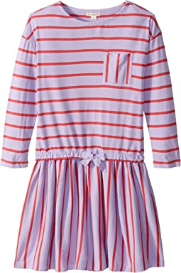 Byron Stripe Lavender/Red