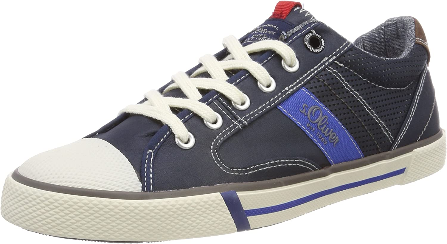 S Oliver S Oliver Womens shoes 13602 Navy