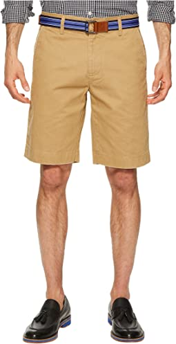 Hartford Flat Front Twill Shorts