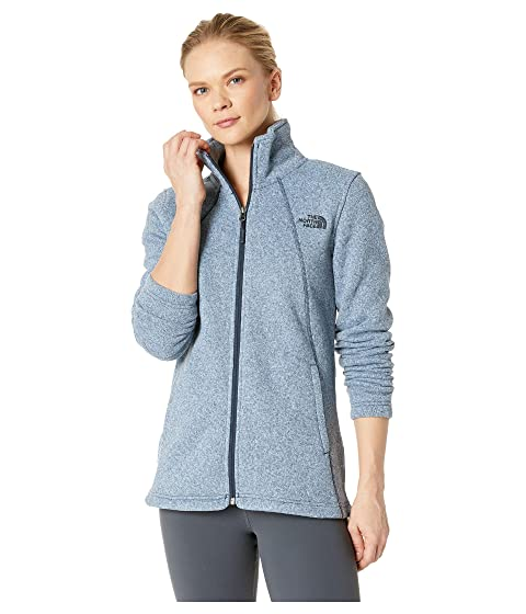 8207a9db6ac3 The North Face Crescent Full Zip at Zappos.com