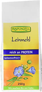 RAPUNZEL Bio Leinmehl, 4er Pack 4 x 250 g