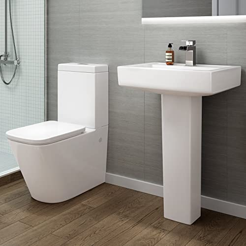 Toilet And Basin Sets Amazoncouk