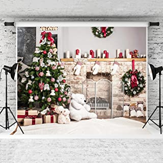 Kate Weihnachten Photography Hintergrund weiß Schnee Holz Plank Foto Hintergrund individuellen Foto Studio Hintergrund, 122792, 10x10ft