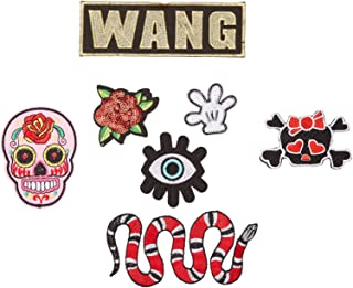 BaDGES Cloth Patch & Sticker for Unisex