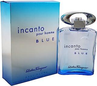 Salvatore Ferragamo Incanto Blue - perfume for men, 100 ml - EDT Spray