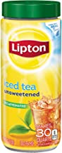Lipton Decaffeinated and Unsweetened Iced Tea Mix, 3 Ounce (Pack of 3) by Lipton [Foods]