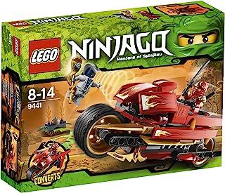 LEGO Ninjago 9441 - La Moto Acuchilladora