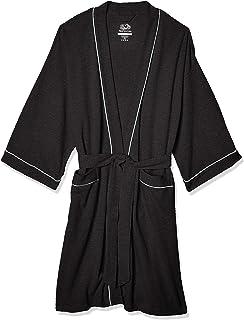 Men's Waffle Kimono Robe