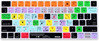XSKN Magic Keyboard Ableton Live Shortcut Keyboard Cover, Durable Ableton Hotkeys Silicone Keyboard Skin for Apple Magic Keyboard MLA22LL/A