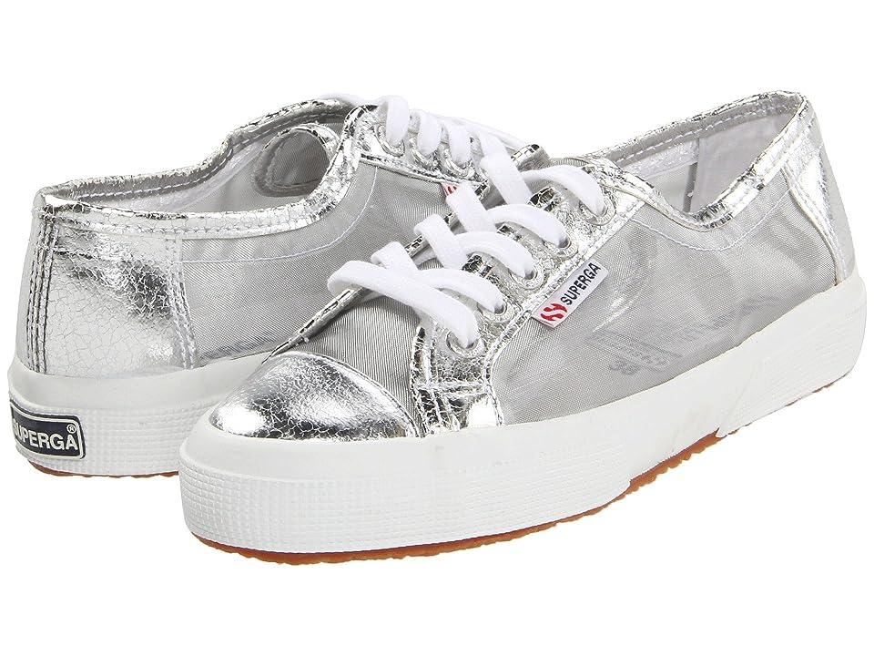 Superga 2750 NETU (Silver) Women