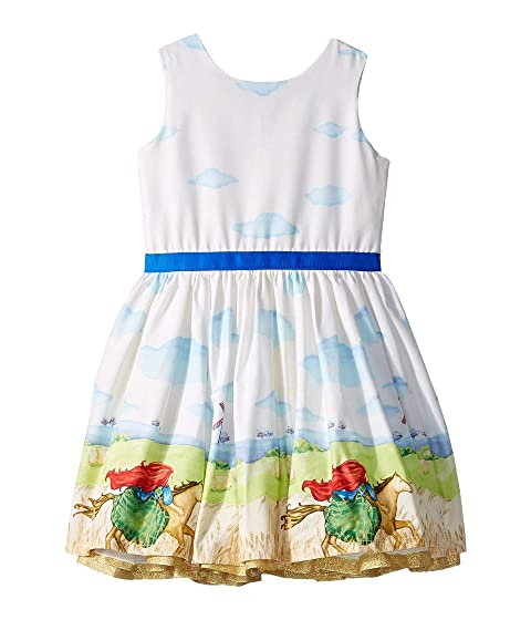 7d1637942414 fiveloaves twofish Horse & Rider Party Dress (Toddler/Little Kids ...