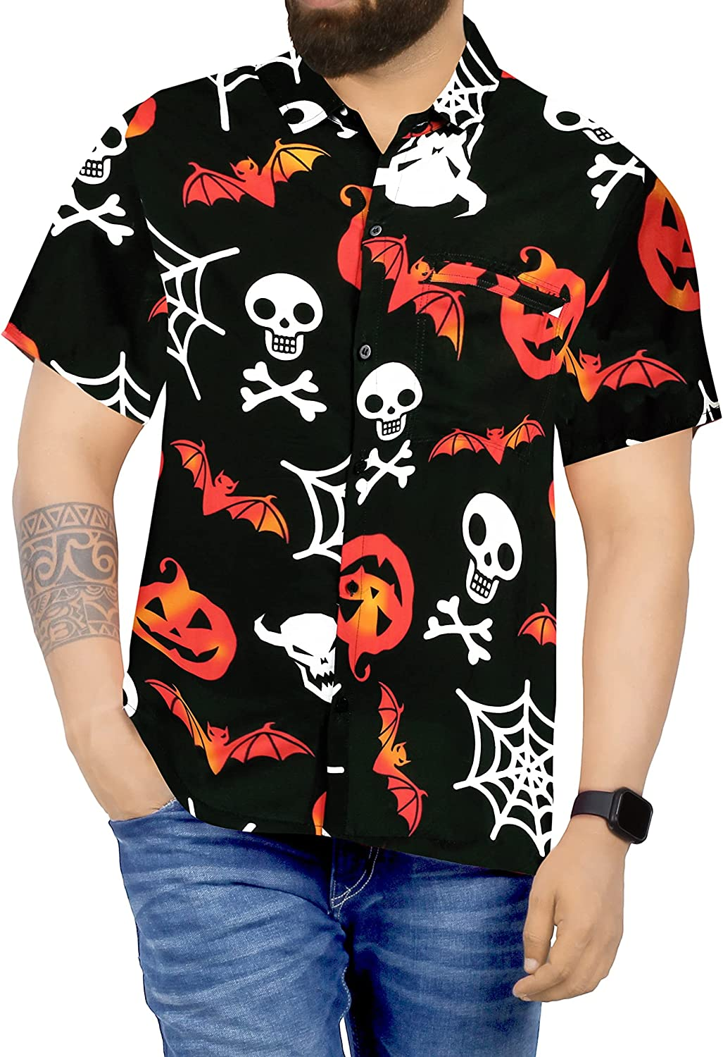 LA LEELA Al sold out. Ranking TOP17 Men's Casual Short Sleeves Halloween Butt Costume Style