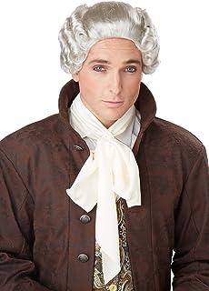 California Costumes Men's 18Th Century Peruke Wig