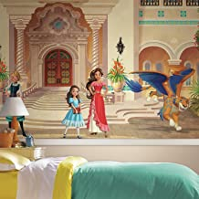 RoomMates JL1434M Disney Princess Elena Of Avalor Water Activated Removable Wallpaper Mural - 10.5 ft. x 6 ft.