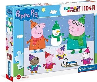 Clementoni Peppa Pig Puzzle Infantil, Multicolor (23752)