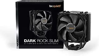 be quiet! BK024 Dark Rock Slim, CPU Cooler, 180W TDP, Silent Wings 3 120mm PWM Fan, Compact Construction