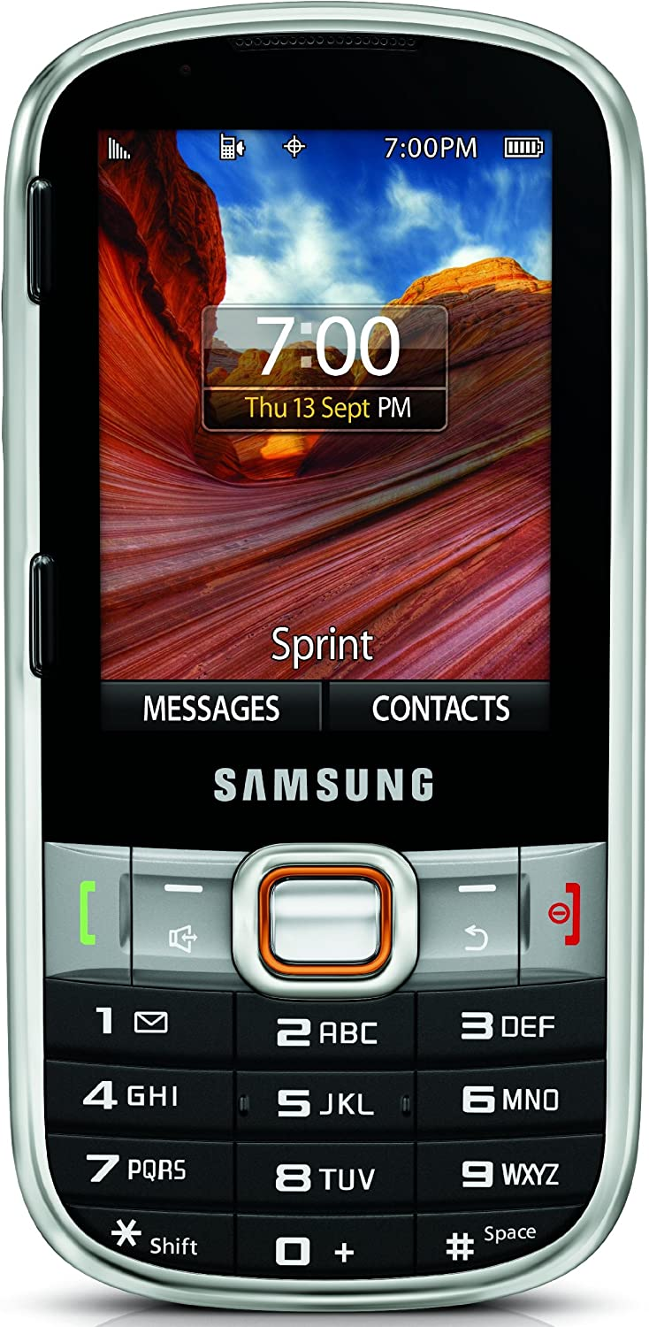 We OFFer at cheap 35% OFF prices Samsung Array Sprint Phone