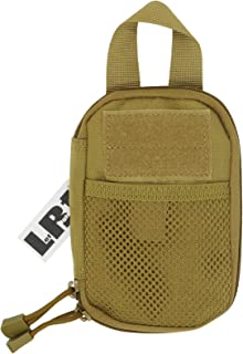 Camo Mini Tactical Molle EDC Compact Pocket Organizer Pouch