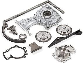 Fits 91-02 Infiniti Nissan2.0 DOHC 16V SR20DE Timing Chain Kit Oil Pump Water Pump