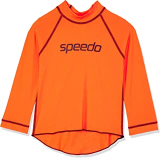 Speedo Baby Logo Long Sleeve